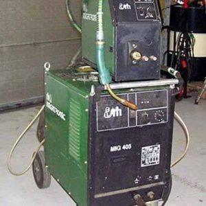Svejsemaskiner og udstyr